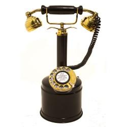 TELEFONE DECORATIVO DE METAL